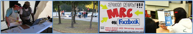 Harris County MRC Banner